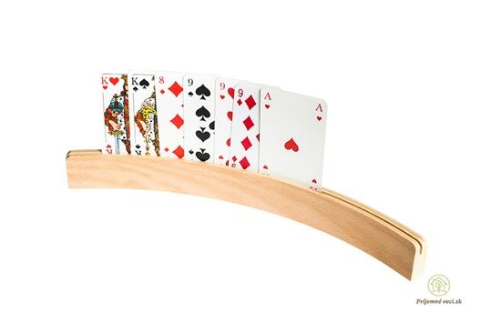Držiak na karty -dlhý
