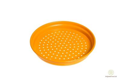 Obrázok pre výrobcu Detské kovové sitko - žlté