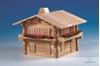 drevená stavebnica fara