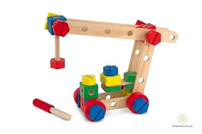 Obrázok pre výrobcu Konštrukčný set