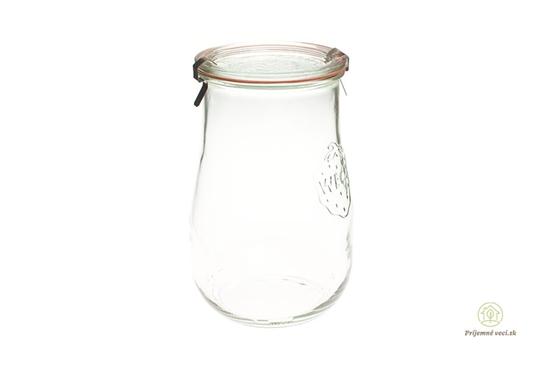 Zavárací pohár Weck tulipán - 1750ml