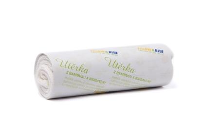 Obrázok pre výrobcu Malá utierka z bavlny a bambusu