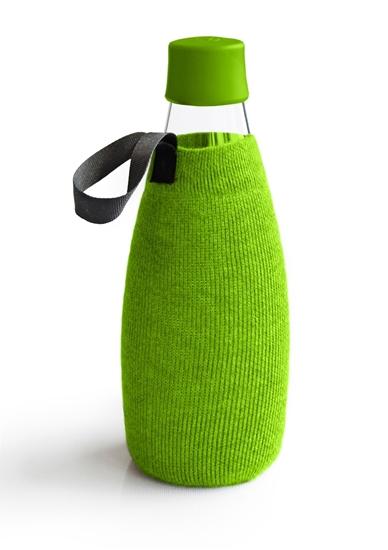 Retap - obal 800ml- zelený úplet