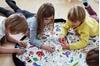 Vak na hranie - Play and go -omaľovánka