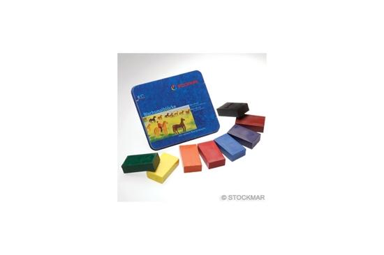 Stockmar voskové bločky - 8ks