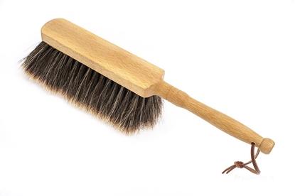Obrázok pre výrobcu Metlička s dvojfarebným konským vlasom