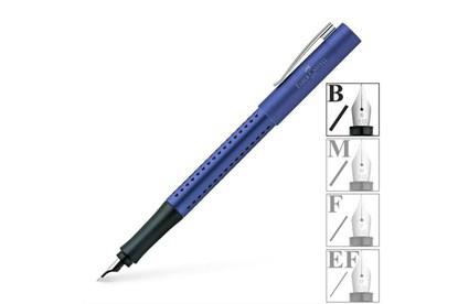 Obrázok pre výrobcu Plniace pero - modré (tmavé bodky)