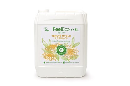 Obrázok pre výrobcu Feel eco tekuté mydlo s arnikou - 5l