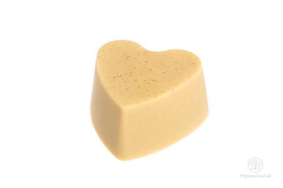 Masážna kocka  - vanilkové srdce