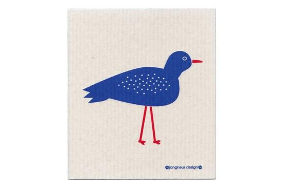 Hubka - drozd modrý