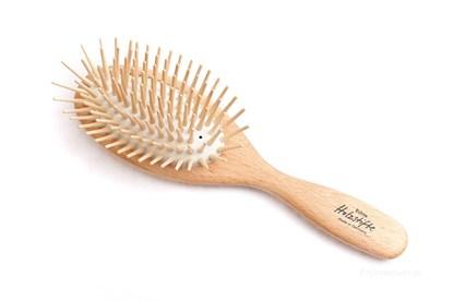 Obrázok pre výrobcu Kefa na bohaté vlasy - 9-radová