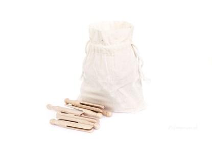 Obrázok pre výrobcu Drevené kolíky na bielizeň