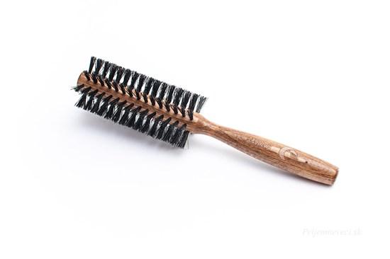 8-radová guľatá kefa na vlasy