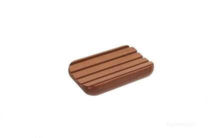 Obrázok pre výrobcu Drevená mydelnička - hrušková