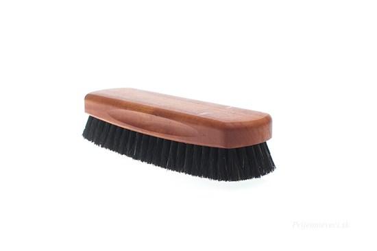 Hrušková kefa na topánky - leštenie