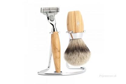 Obrázok pre výrobcu Set na holenie KOSMO oliva