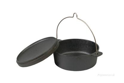 Obrázok pre výrobcu Liatinový škandinávsky hrniec - 5,5l