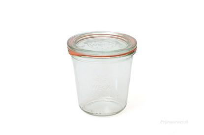 Obrázok pre výrobcu Zavárací pohár Weck kužeľ - 290ml - vysoký