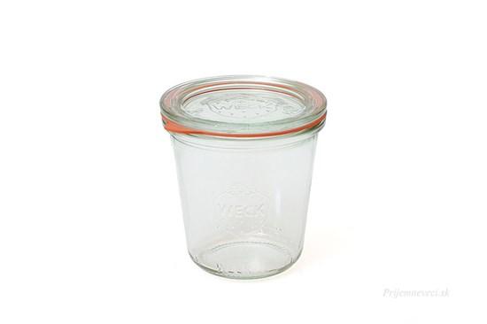 Zavárací pohár Weck kužeľ -290ml - vysoký