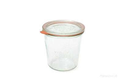 Obrázok pre výrobcu Zavárací pohár Weck kužeľ - 580ml