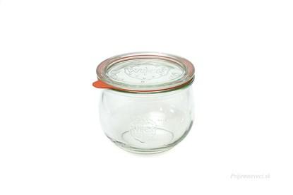 Obrázok pre výrobcu Zavárací pohár Weck tulipán - 580ml