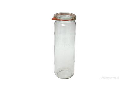 Obrázok pre výrobcu Zavárací pohár Weck válec - 600ml