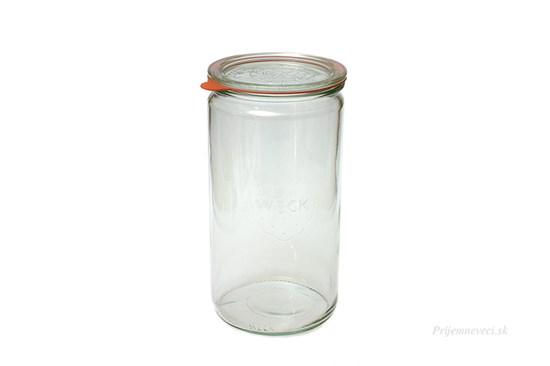 Zavárací pohár Weck valec - 1590ml