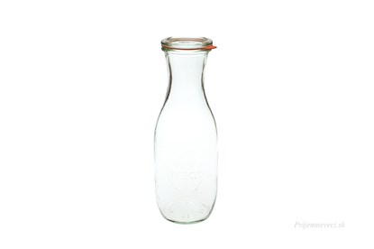 Obrázok pre výrobcu Weck - fľaša na mušt a sirup - 1062ml