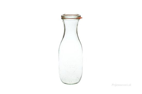 Weck - fľaša na mušt a sirup - 1062ml