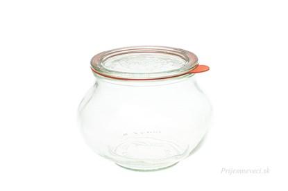 Obrázok pre výrobcu Zavárací pohár Weck dekoratívny - 1062ml