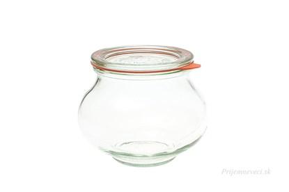 Obrázok pre výrobcu Zavárací pohár Weck dekoratívny - 560ml