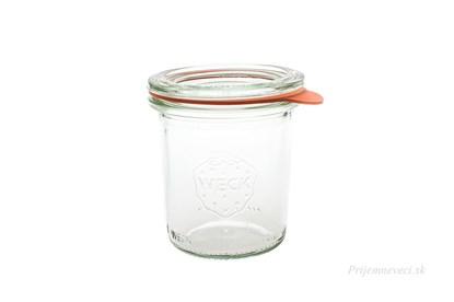 Obrázok pre výrobcu Zavárací pohár Weck mini - 140ml