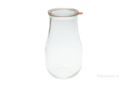 Obrázok pre výrobcu Zavárací pohár Weck tulipán - 2700ml