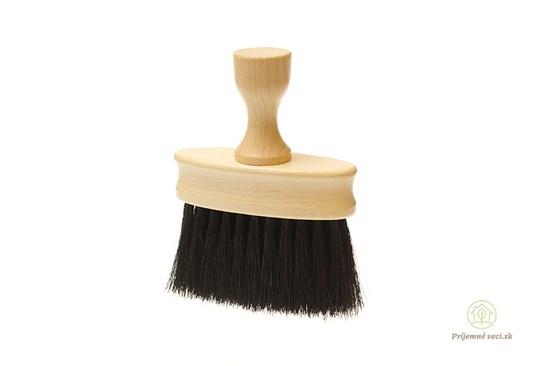Kadernícka metlička na zametanie vlasov