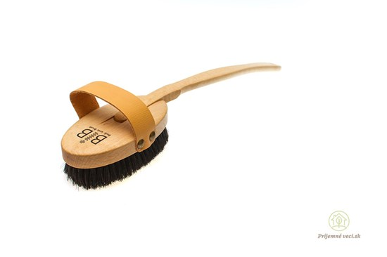 Ionizujúca masážna kefa - Body Ionic Brush