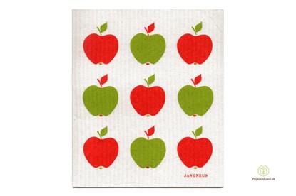 Obrázok pre výrobcu Hubka - jablká červené a zelené