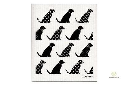 Obrázok pre výrobcu Hubka - psíky čierne