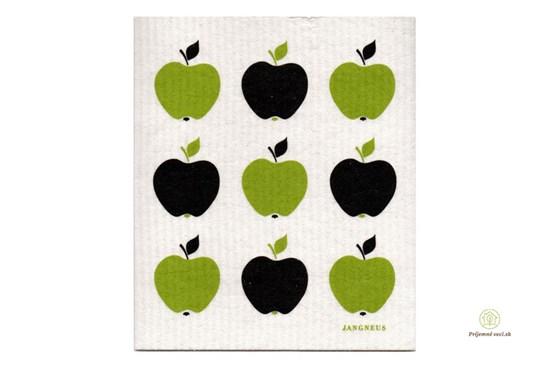 Hubka - jablká zelené