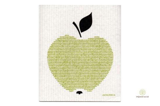 Hubka - jablko zelené