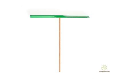 Obrázok pre výrobcu Drevená vrtuľa - zelená