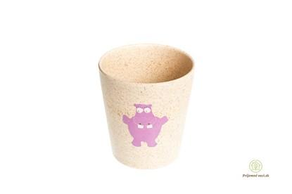 Obrázok pre výrobcu Pohár na zubnú kefku - Jack n` Jill-hrošík