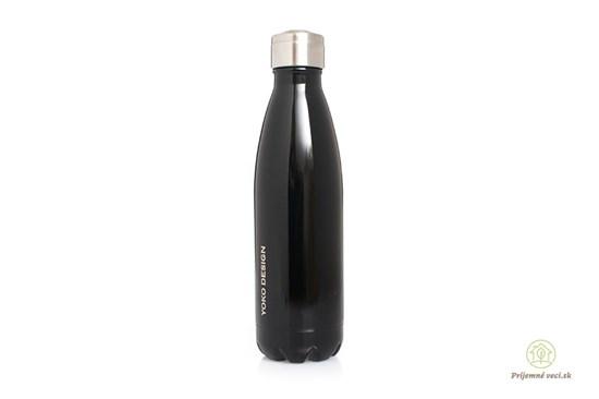 Termofľaša Yoko Design - 500ml - čierna