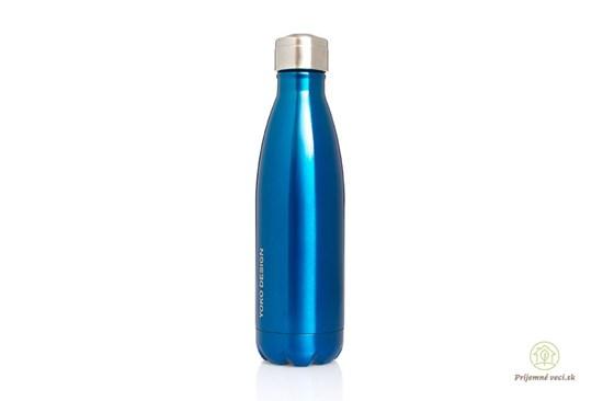 Termofľaša Yoko Design - 500ml - modrá