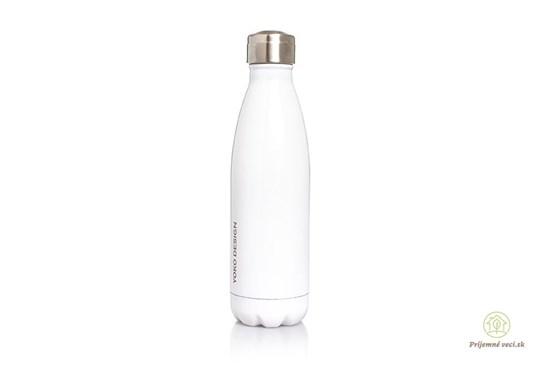 Termofľaša Yoko Design - 500ml - biela