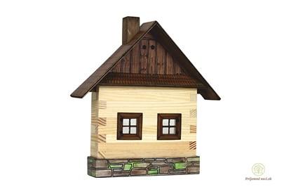 Obrázok pre výrobcu Walachia - zlepovacia stavebnica - domček na stenu