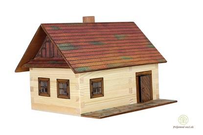 Obrázok pre výrobcu Walachia - zlepovacia stavebnica - chalupa