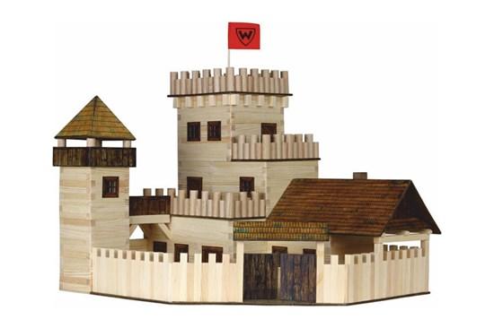 Walachia - zlepovacia stavebnica - hrad