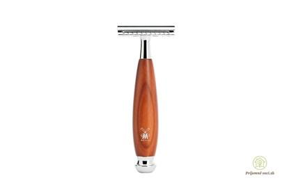 Obrázok pre výrobcu Kovový holiaci strojček Vivo - slivkové drevo