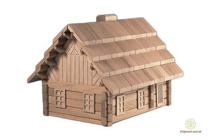 Obrázok pre výrobcu Drevená stavebnica Archaprogram 2