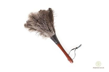 Obrázok pre výrobcu Malá prachovka z pštrosieho peria